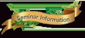Seminar Infomation