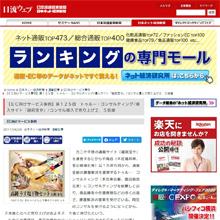 日本ネット経済新聞取材、クライアント企業など掲載