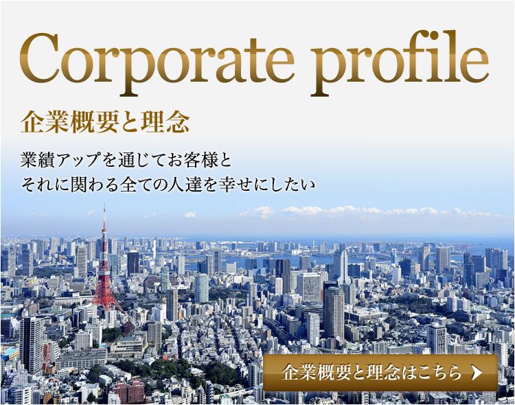企業概要と理念